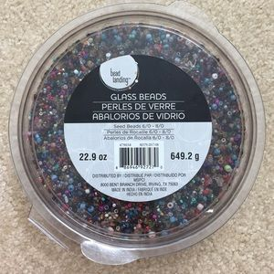 Other - glass beads